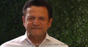 Este apoyo no lo tiene ni Obama: hermano de AMLO pide votar por PRI en Veracruz