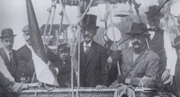 Un día como hoy José María Alfaro elevó el primer globo aerostático en América