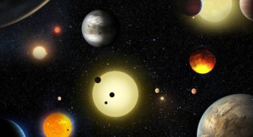 Telescopio espacial Kepler descubre 1,284 nuevos planetas fuera del sistema solar