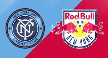 NY Red Bull destroza 7-0 al NYFC en el Derby de Nueva York