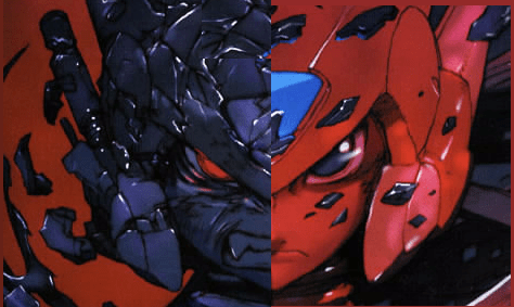 Zero, el Reploid Legendario: Omega vs Zero