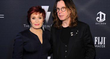 Ozzy y Sharon Osbourne se divorcian tras 33 años de matrimonio