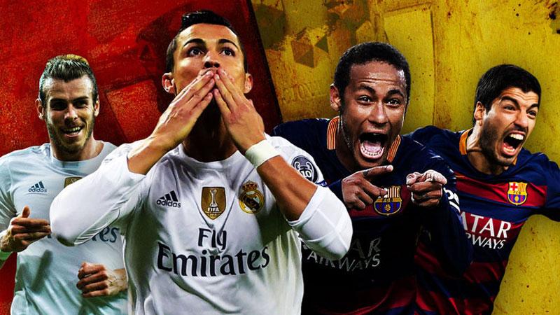Todo o nada: Barcelona y Real Madrid deciden el título de La Liga Española