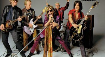 ¡Aerosmith regresa a México en octubre!