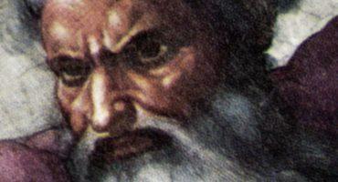 Sujeto decide demandar a Dios porque su vida apesta
