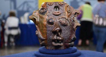 Confunden jarra hecha como proyecto escolar con reliquia del siglo XIX