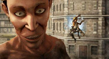 Se revelan dos trailers y DLC del juego de Attack on Titan
