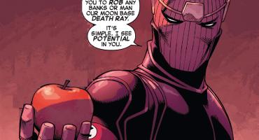 Lo que pudo ser: Este era el diseño original de Zemo para Captain America: Civil War