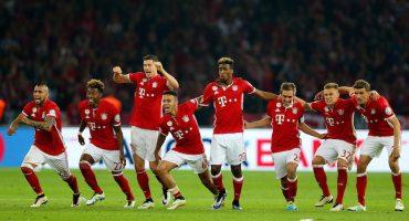 Bayern Múnich gana la Pokal en penales ante el Dortmund