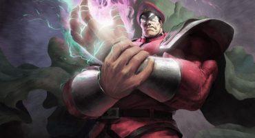 Psycho Crusher: M. Bison, el líder de Shadaloo