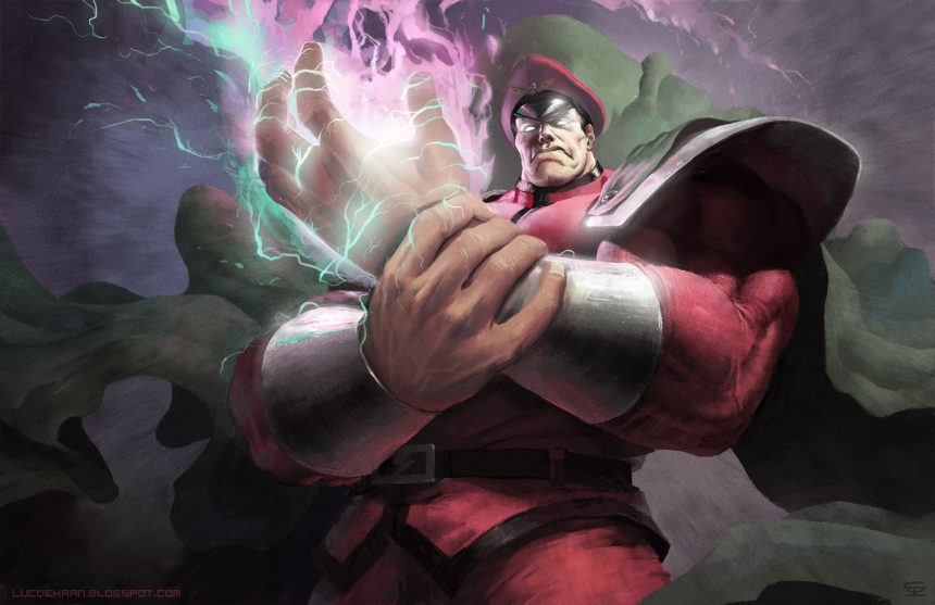 Psycho Crusher: M. Bison, el líder de Shadaloo