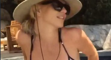 El video de Instagram con Britney Spears en bikini es todo lo que necesitan