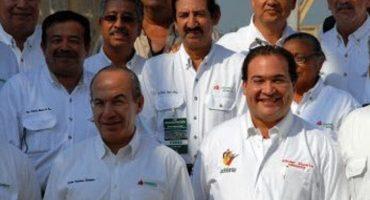 En mi gobierno detectamos desvíos de administración de Javier Duarte: Calderón