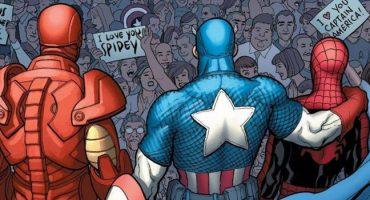 Así han evolucionado Captain America, Iron Man y Spiderman en el cine y la TV