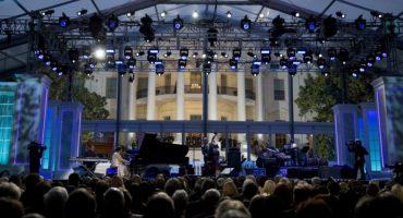 Ve la presentación completa del Día Internacional del Jazz en la Casa Blanca