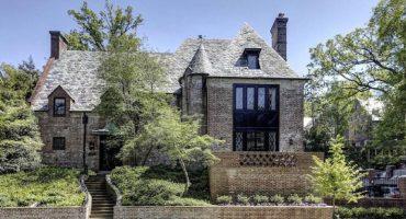 En esta casa vivirá Obama al finalizar su mandato