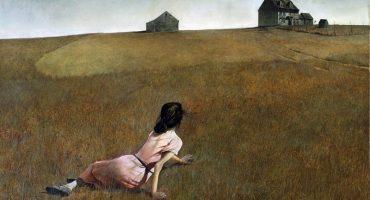 La mujer en esta pintura podría haber sufrido de un trastorno cerebral