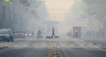Sigue la contingencia ambiental: Hoy No Circula se mantiene, pero con horario especial