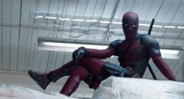 ¡Chequen los bloopers de la película de Deadpool!