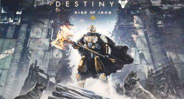 Un nuevo póster nos revela lo que nos espera en la expansión de Destiny