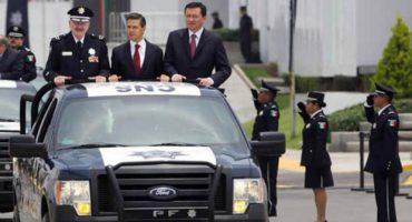 Presidencia gasta 3.5 mil millones de pesos en 2015 para seguridad de EPN