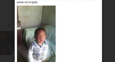 Mundo Enfermo y Triste: Se vende un niño en Facebook