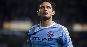 Frank Lampard es abucheado por los fans del New York City FC