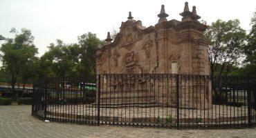 La fuente más antigua de la Ciudad de México y su preocupante abandono