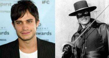 Gael García Bernal repartirá latigazos como el nuevo Zorro