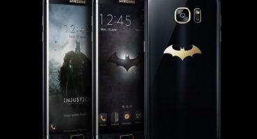 Este Samsung Galaxy S7 con tema de Batman es increíble