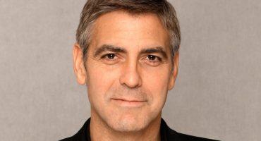 George Clooney dice que Donald Trump no será presidente