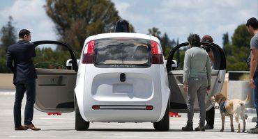 Google te paga por subirte a sus autos y no conducirlos