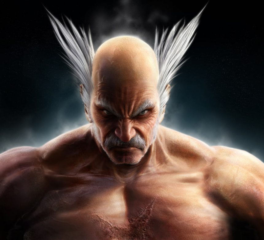 El poder detrás del Zaibatsu: Heihachi Mishima