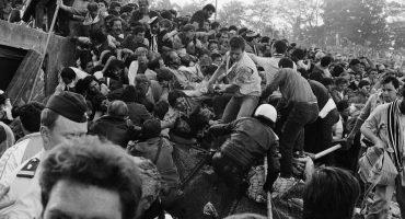 Recordando la gran tragedia del Estadio de Heysel