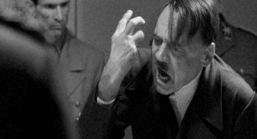 Como no podía faltar: Así reaccionó Hitler con la noticia del Captain America