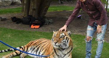 Unas fotos de Justin Bieber provocaron la ira de PETA