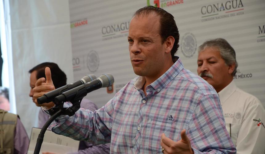 Acusan a Korenfeld de financiar asociación con recursos de Conagua