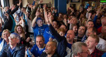 Galería: ¡La afición del Leicester City celebrando el campeonato!