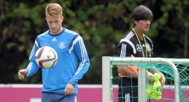 Joachim Löw borra a Marco Reus de la Eurocopa