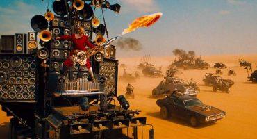¡Crea tu propia guitarra-lanzallamas como la de Mad Max: Fury Road!
