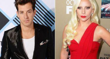 Lady Gaga y Mark Ronson se reúnen para hacer cover a Talking Heads