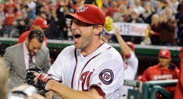 Video: Los 20 strikeouts de Max Scherzer en 20 segundos