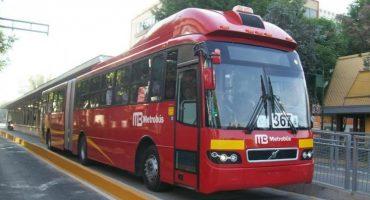Tarifa del Metrobús podría aumentar dos pesos, autoridades analizan medida