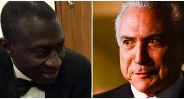 Brasil: presidente sustituto despide a mayordomo por ser muy del estilo del partido de Rousseff
