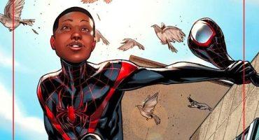Miles Morales podría ser el protagonista de la película animada de Spiderman
