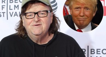 Michael Moore dice cómo Trump podría ganar las elecciones