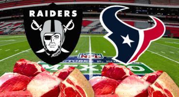 La NFL quiere evitar que sus jugadores coman carne en México
