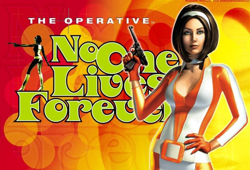 Sábado de Gaming: No One Lives Forever