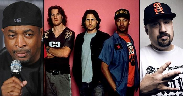 Prophets of Rage reúne a Rage Against the Machine, Public Enemy y Cypress Hill