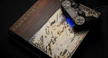 ¡El Play Station 4 edición Dark Souls 3 es una belleza!